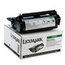 Lexmark Lexmark 12A5845 High-Yield Toner, 25000 Page-Yield, Black LEX12A5845