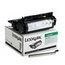 Lexmark Lexmark 12A6839 High-Yield Toner, 20000 Page-Yield, Black LEX12A6839