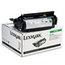 Lexmark Lexmark 12A6865 High-Yield Toner, 30000 Page-Yield, Black LEX12A6865