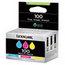 Lexmark Lexmark 14N0685 (100) Ink, 200 Page-Yield, 3/Pk, Cyan, Magenta, Yellow LEX14N0685