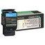 Lexmark Lexmark C540A1CG Toner, 1000 Page-Yield, Cyan LEXC540A1CG