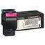 Lexmark Lexmark C544X2MG Extra High-Yield Toner, 4,000 Page Yield, Magenta LEXC544X2MG