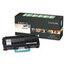 Lexmark Lexmark E260A11A Toner, 3500 Page-Yield, Black LEXE260A11A