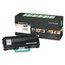 Lexmark Lexmark E460X11A Extra High-Yield Toner, 15000 Page-Yield, Black LEXE460X11A