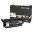 Lexmark Lexmark T650A11A Toner, 7000 Page-Yield, Black LEXT650A11A