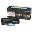 Lexmark Lexmark X463X11G Extra High-Yield Toner, 15000 Page-Yield, Black LEXX463X11G