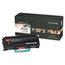 Lexmark Lexmark X463X21G Extra High-Yield Toner, 15000 Page-Yield, Black LEXX463X21G