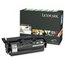 Lexmark Lexmark X651A11A Toner, 7000 Page-Yield, Black LEXX651A11A