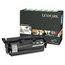 Lexmark Lexmark X651H04A High-Yield Toner, 25000 Page-Yield, Black LEXX651H04A