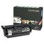Lexmark Lexmark X651H11A High-Yield Return Program Toner, 25000 Pg-Yld, Black LEXX651H11A