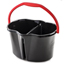 Libman 4 Gallon Clean & Rinse Bucket LIB1055