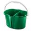 Libman 4 Gallon Clean & Rinse Bucket LIB2113