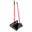Libman Lobby Broom & Open Dust Pan Sets - 2 Sets per Case! LIB919