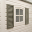 Lifetime Products 2-Piece 24 Inche Shutters LTM0111