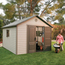 Lifetime Products Sentinel 11' x 26' Shed LTMBMS1126