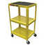 Luxor Duraweld Adjustable Height Table LUXAVJ42-YW