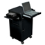 Luxor Multi-Media Cart LUXLMC2-BLACK