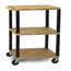 Luxor 3-Shelf Tuffy Cart - 42