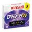 Maxell Maxell® DVD+RW Rewritable Disc MAX634043