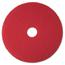 3M Red Buffer Floor Pads 5100 MCO08388