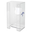Medline Vertical Clear Plastic Single Glove Dispensers MEDMDS191096