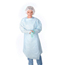 Medline Polyethylene Thumb Loop Style Isolation Gowns MEDCRI5000