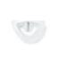 Medline Speci-Pan, Deluxe, 1200cc, White MEDDYND36605H