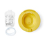 Medline Bath, Sitz, Gold MEDDYND80101