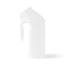Medline Supreme Clear Urinals MEDDYND80235R