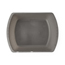 Medline Washbasin, Rectangular, Graphite, 6Qt MEDDYND80347H