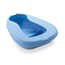 Medline Bedpan, Contour, Autoclavable, Blue MEDDYND88200