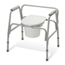 Guardian Commode, Ez-Care, Extra-Wide, 3 In 1 MEDG30214-2