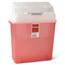 Medline Biohazard Patient Room Sharps Container MEDMDS705203H
