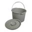 Medline Commode Buckets MEDMDS80306B
