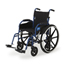 Medline Hybrid 2 Transport Wheelchair MEDMDS806250NH2
