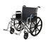 Medline Extra-Wide Wheelchair MEDMDS806900