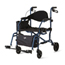 Medline Combination Rollator/Transport Chair MEDMDS808200TR