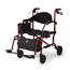 Medline Combination Rollator/Transport Chair MEDMDS808200TRR