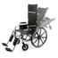 Medline Reclining Wheelchair (MDS808350) MEDMDS808350