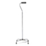 Medline Aluminum Quad Canes MEDMDS86228CHR