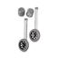 Medline Wheel, Walker, 5