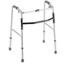 Medline Youth One-Button Folding Walkers MEDMDS86617