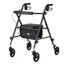 Medline Ultralight Rollator MEDMDS86825SLB