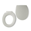 Medline Seat And Lid, Commode, MDS89664 MEDMDS89664SL
