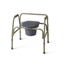 Medline Extra Wide Steel Bariatric Commode MEDMDS89664XW