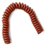 Medline Tubing, 8-Foot Coiled With Connector, Latex-Free MEDMDS9475LF