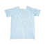 Medline Comfort-Knit Pediatric IV Gown- Blue, Large MEDMDT011282L