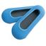 Medline Slipper, Pedi-Foam, Lt Blue, Med, 96 Pr Cs MEDMDT211215NM