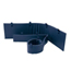 Medline Bed Rail Pad Nylex, 14x48x1 MEDMDT239905