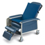 Medline Geri Chair, Pressure Reduction Pad (2Pc) MEDMDT23CHAIRPD2